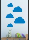 felhő falmatrica fiúknak