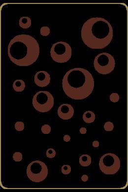 Buborékok faltetoválás csomag